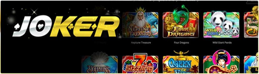 Joker Gaming UFABET เกมสล็อตออนไลน์ โจ๊กเกอร์สล็อต