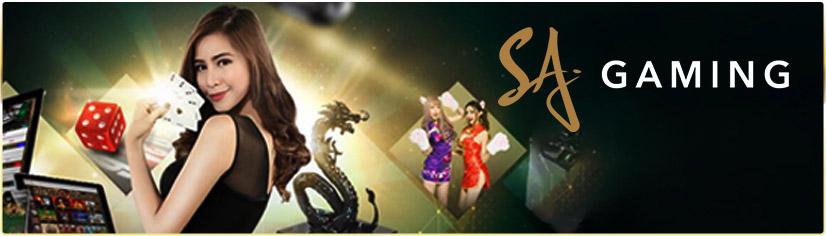 SA Gaming Casino คาสิโนออนไลน์ เอสเอเกมมิ่ง