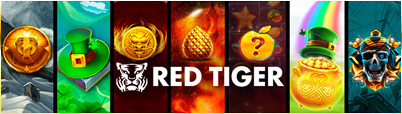 Red Tiger Slot เรดไทเกอร์ สล็อตออนไลน์